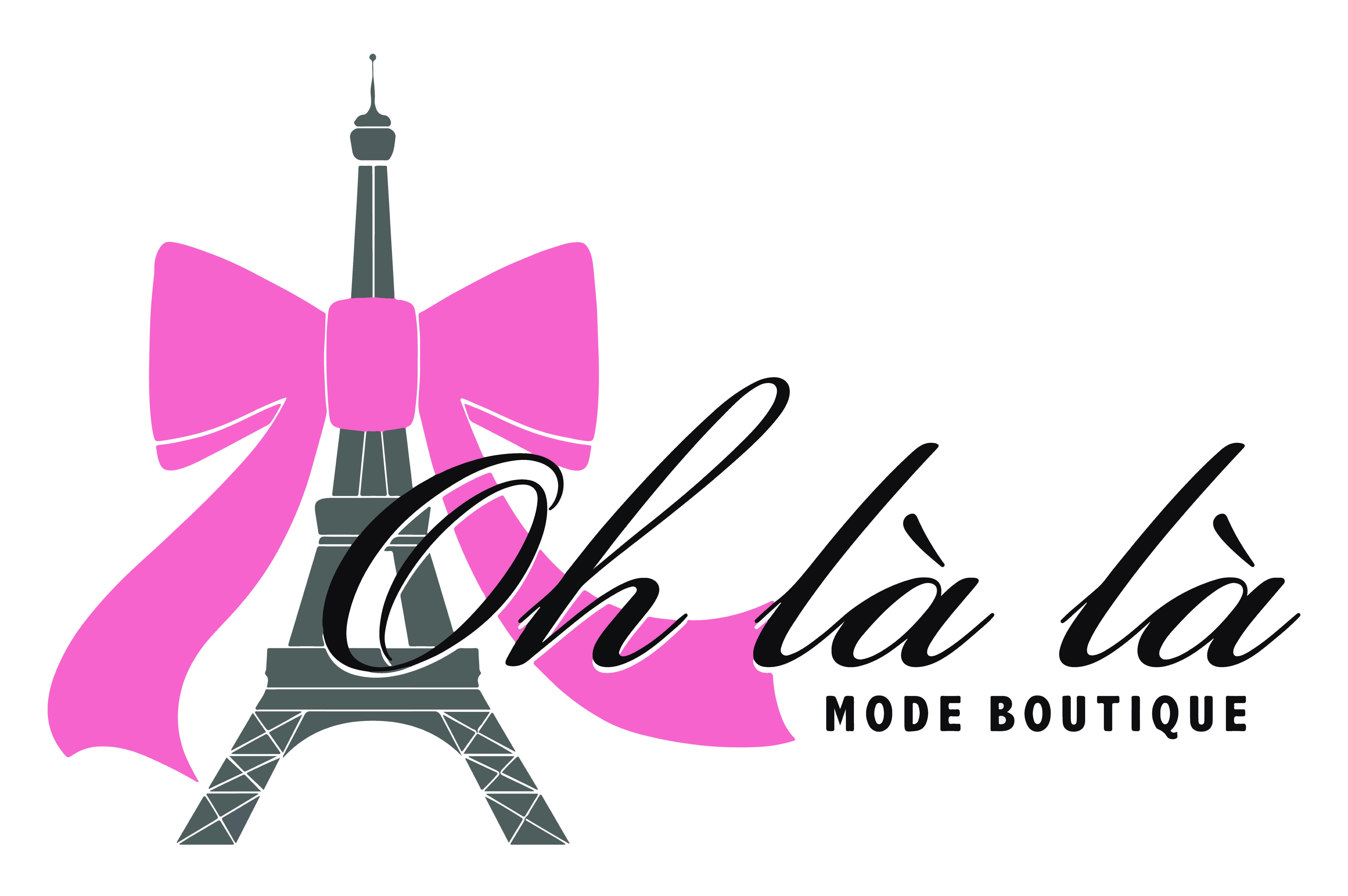 Modeboutique Oh là là Logo