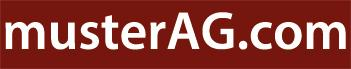 musterAG.com - die musterwerkstatt Logo